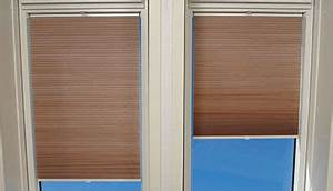 Plissee Befestigung Holzfenster : plissee montage in der glasleiste und andere arten der befestigung ~ Orissabook.com Haus und Dekorationen