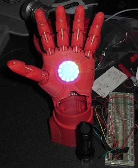 laser beaming thruster equipped voice controlled
