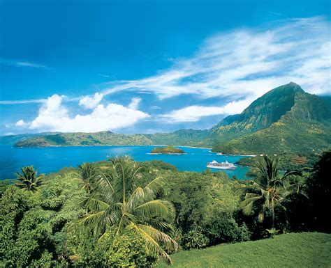 Tahiti French Polynesia And The South Pacific Cruise