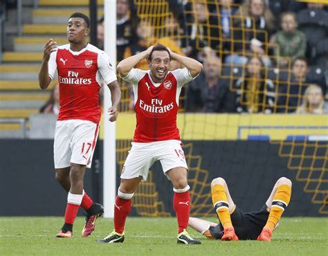Santi Cazorla  Five Things We Learned From Arsenal's Win
