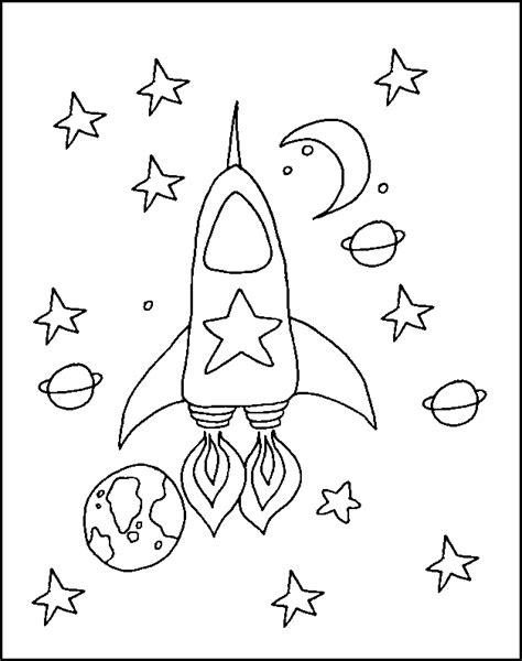space coloring pages  kids az coloring pages