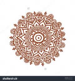 Simple Mandala Henna Tattoo Designs