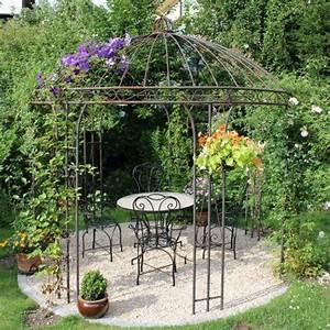 Pavillon Garten Metall : die 25 besten ideen zu garten pavillon auf pinterest pavillon ideen pavillons im freien und ~ Sanjose-hotels-ca.com Haus und Dekorationen