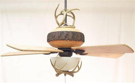 great lodge ceiling fan rustic lighting  fans