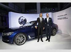 BMW Individual 7 Series meets Montblanc BMW feiert