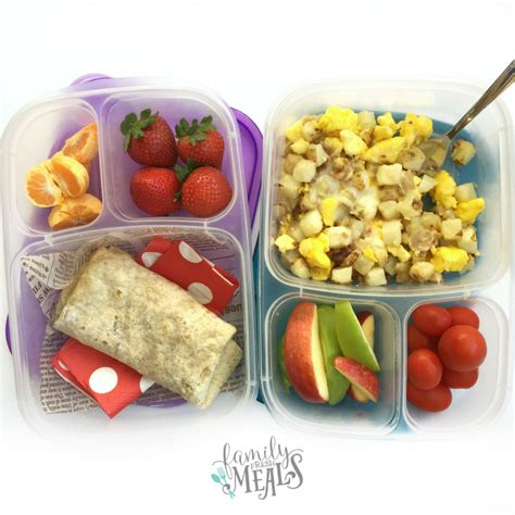 cuisine to go easy breakfast on the go made simple family fresh meals