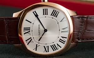 Overview The Cartier 2017 SIHH Collection   Luxury Watches ...