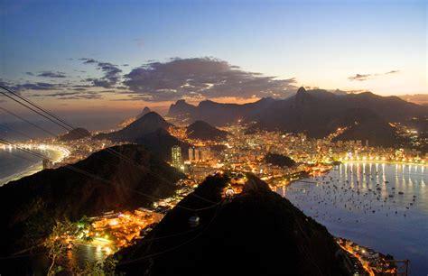 The Chase Writing To Describe Brazil Rio