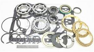 Gm Gmc Chevy Truck Sm465 Transmission Rebuild Kit 68