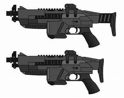 Ar Carbine Dew Rifle Assault Weapons Halo