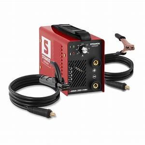 Poste A Souder A L Arc : poste a souder a l 39 arc electrique electrode enrobee mma ~ Edinachiropracticcenter.com Idées de Décoration