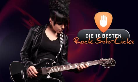 Die 10 Besten Rock Solo Pattern  Gitarrenworkshop Bonedo
