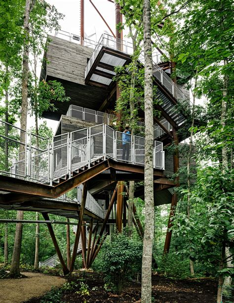 Weekend Cabin The Boy Scouts Built A Treehouse It's 125