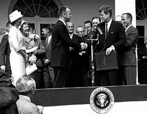 President Kennedy Ups the Ante - President Kennedy Ups the ...