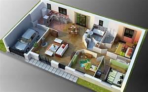 plan de maison 3d gratuit en ligne crer de superbes With maison sweet home 3d 12 plan maison 3d sur terrain