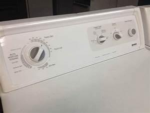 Kenmore Series 80 Dryer Repair