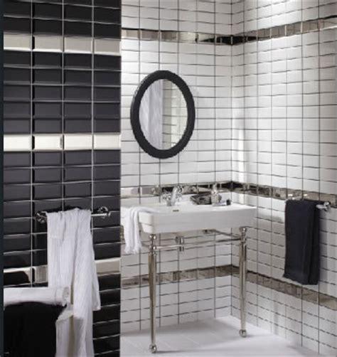 carrelage salle de bain noir brillant carrelage de salle de bain noir et blanc