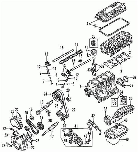 Mentor Mitsubishi Parts by 2001 Mitsubishi Eclipse Engine Diagram Automotive Parts