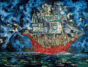 "from ""Abarat"" by Clive Barker | ArtWork ( Clive Barker ..."