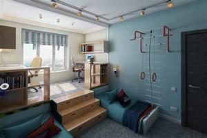 Ideen Für Kinderzimmer : 1001 ideen f r kinderzimmer junge einrichtungsideen ~ Michelbontemps.com Haus und Dekorationen