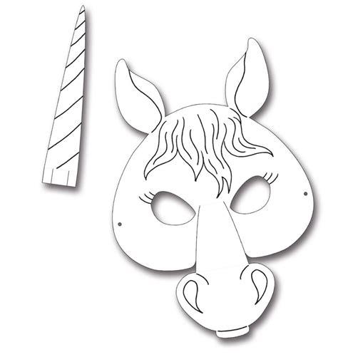 kindermasken pferd er pack basteln pferde masken