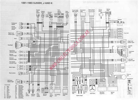 1980 yamaha xj650 maxim wiring diagram 1980 get free