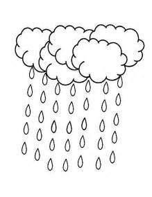 HD wallpapers coloring page of raindrops