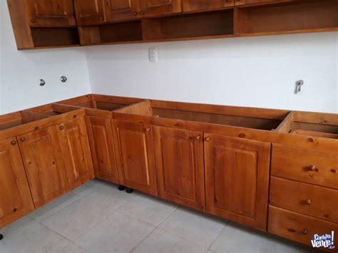 muebles de pino  cocina en cordoba modular de pino