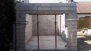 prix d39un garage en parpaings cout de construction With prix d un garage de 30m2