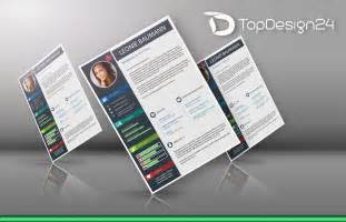 bewerbungsmappe design bewerbung deckblatt modern topdesign24 lebenslauf
