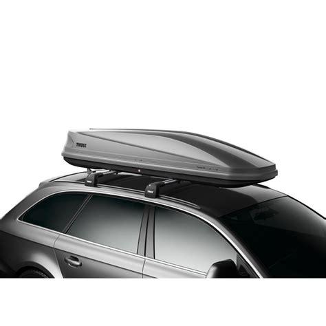 coffre de toit thule touring alpine 700 gris 430 l norauto fr