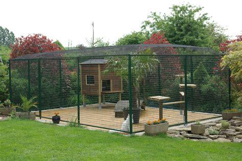 construire un enclos exterieur pour chat merveilleux construire un enclos exterieur pour chat 5 agrandir votre grand enclos atlub