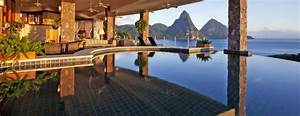 resorts With st lucia honeymoon resorts