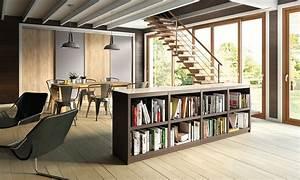 Dco Bibliothque Salon Quelques Ides Pour Une Tagre Bibliothque Dans Le Salon Deco Salon Design