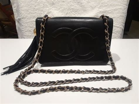 authentic vintage chanel bag crossbody  sale  palm springs ca offerup