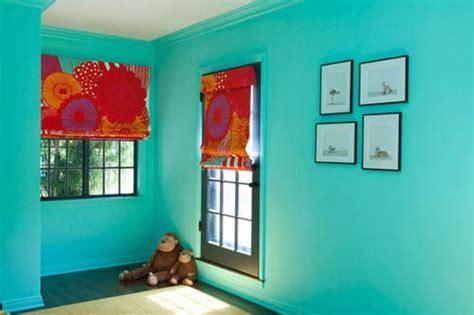 chambre enfant turquoise une chambre d enfant en bleu turquoise