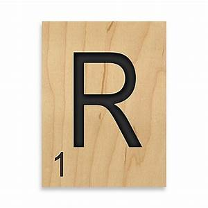 buy game tile letter quotrquot wall art from bed bath beyond With letter r for wall