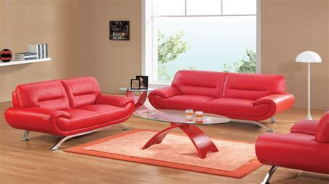 Sofas ideas, decorative pillows for leather sofa red