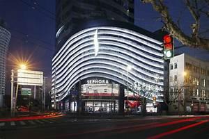 Sephora Corporate Office Sephora Shanghai Flagship Secondaryhero B H Architects