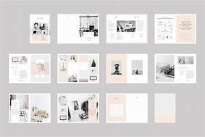 the newington portfolio template is a 22 page indesign With indesign portfolio template