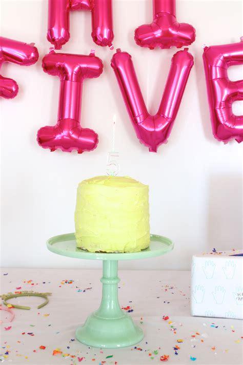 Party Zum 5 Geburtstag Mummyandminicom