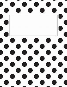 1000 ideas about binder cover templates on pinterest With black and white binder cover templates