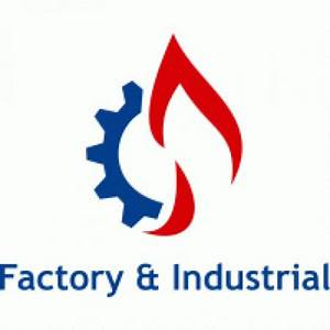 Factory & Industrial Logo in Eps Format | Download Free ...
