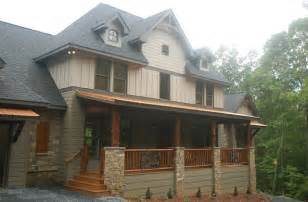 Top Photos Ideas For Modern Rustic Home Plans by Carters Lake Lodge Traditional Exterior Atlanta By