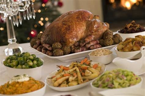 Is there anything that could be worse than having christmas dinner in a hotel as a kid? Christmas Dinner Recipes - CDKitchen