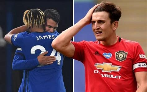 Horror Harry Maguire stat concern for Man Utd, but not Chelsea