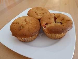 Bananen Joghurt Muffins : erdbeer joghurt muffins rezept mit bild von cookie ~ Lizthompson.info Haus und Dekorationen