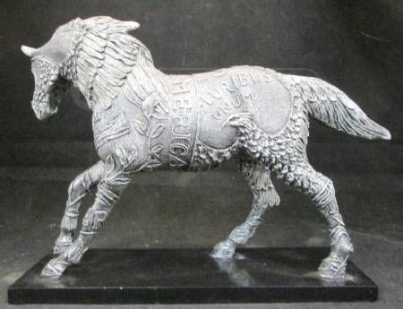Trail of Painted Ponies Quarter Horse