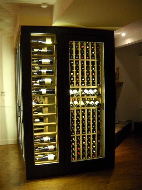 Lighting Led Wine Room by Wine Cabinet Display Led Lighting Traditional Dining
