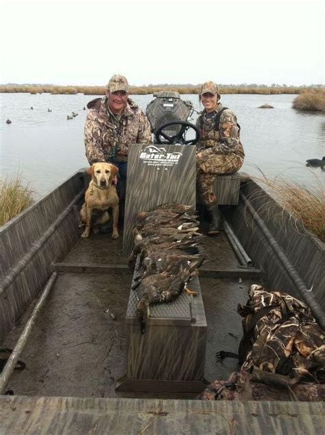 Prodigy Boat Dog Ladder by Duck Hunting With A Gator Tail Home Sweet Home